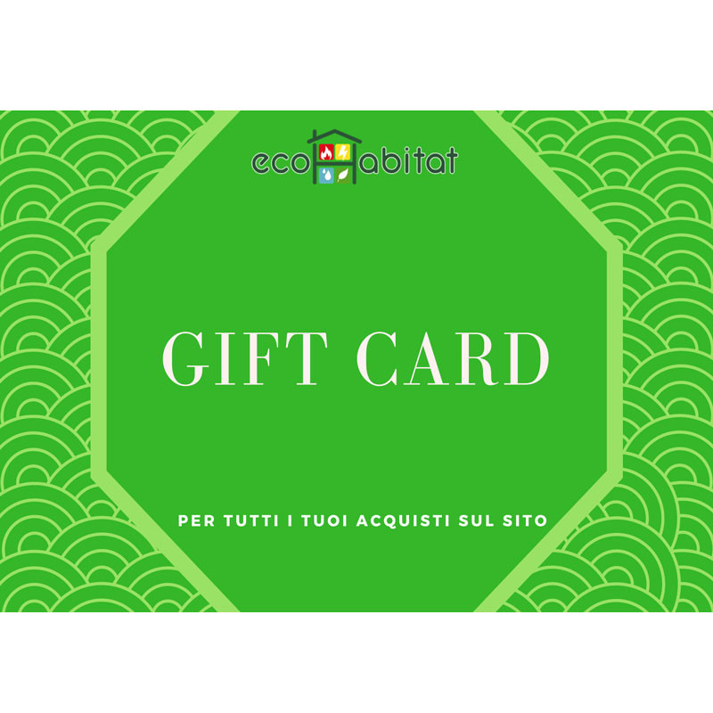 gift card carta regalo