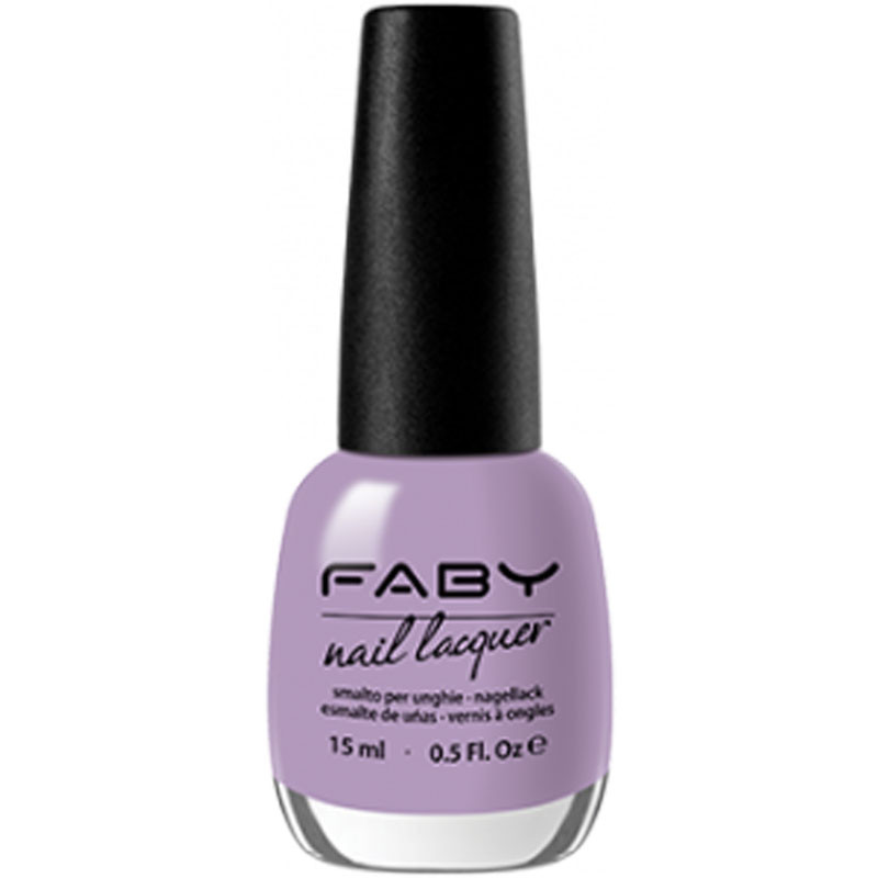 faby nail lacquer a kiss from beirut smalti unghie naturale colore vivo luminoso