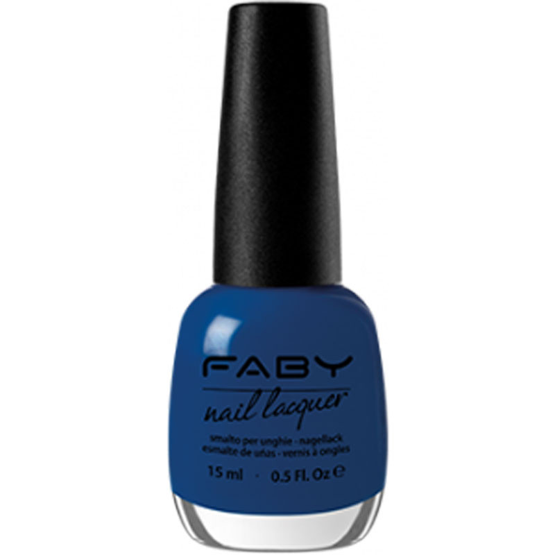 faby nail lacquer a naight on 101 smalti unghie mani naturale colore vivo luminoso