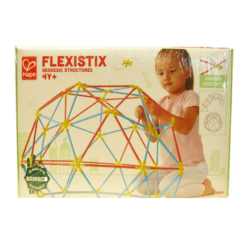 HAPE FLEXOSTIX Geodesic structures