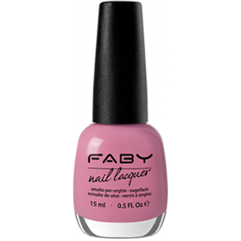 faby nail laquer irony smalti unghie naturale colore vivo luminoso