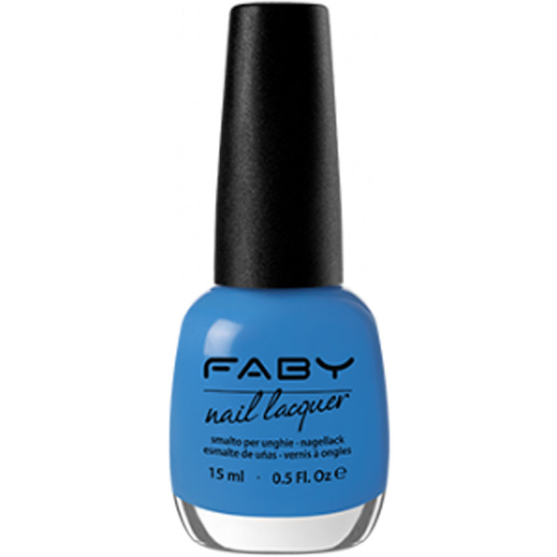 faby lacquer let's dance smalti unghie mani naturale colore vivo luminoso