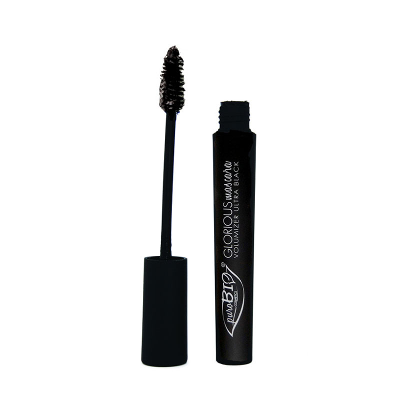 purobio mascara glorius nero make-up
