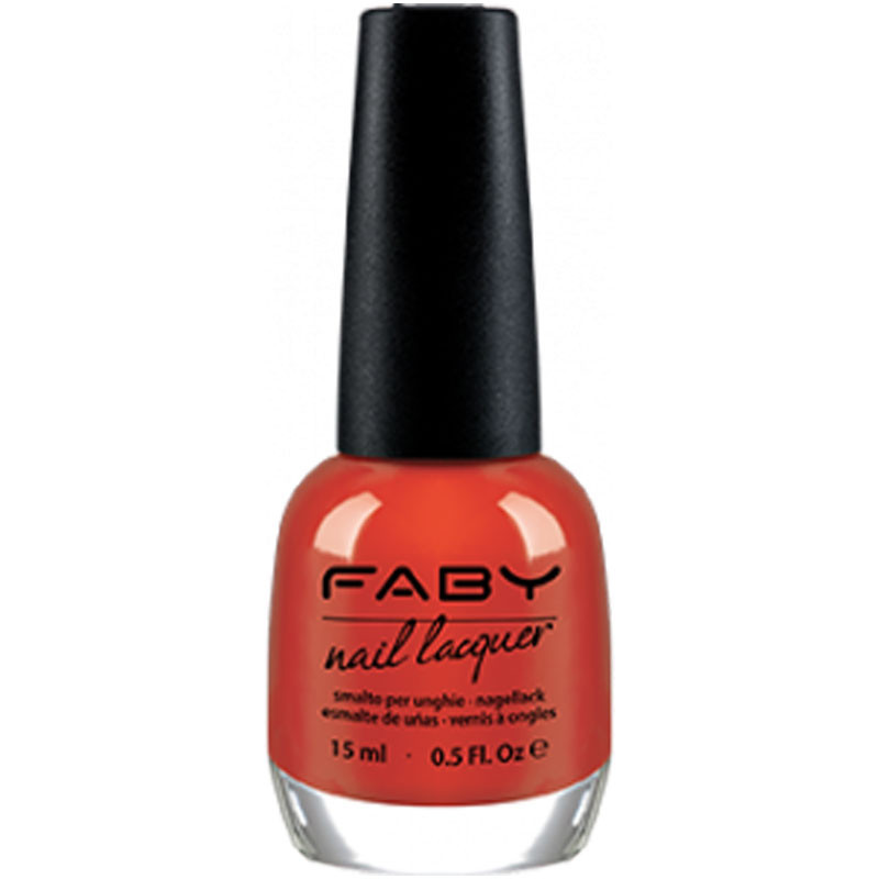 FABY NAIL LACQUER Messanges From The Sun