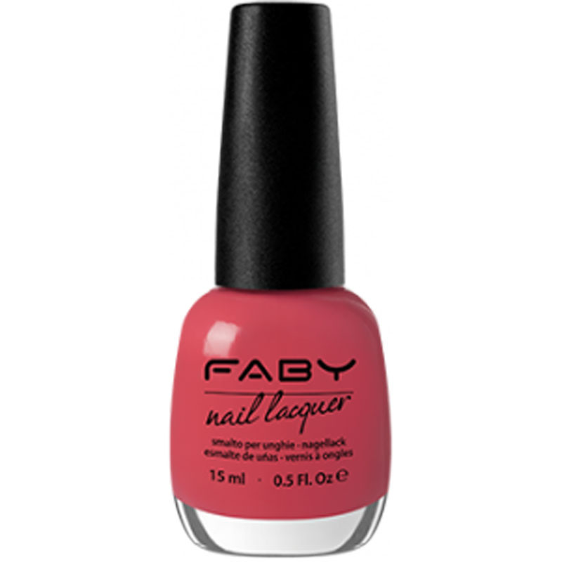 faby nail lacquer shopping in camden town mani unghie smalti naturale colore vivo luminoso