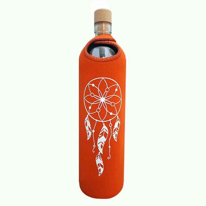 FLASKA Bottiglia Neo Design Orange
